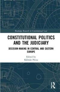 """Könyvbemutató és kerekasztal-beszélgetés: """"Alkotmánybíráskodás Közép-Európában 1990–2015"""""""