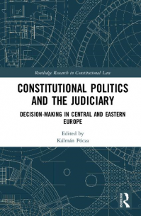 International Journal of Constitutional Law blogjának recenziója a JUDICON kiadványáról