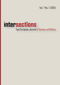 Új publikáció: Megjelent Bene Márton és Szabó Gabriella cikke az Intersections folyóiratban