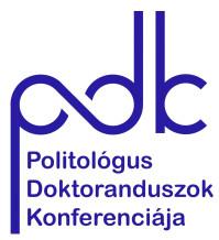 Legjobb előadás díj a Politológus Doktoranduszok Konferenciáján