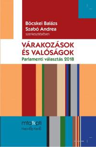 Sajtóvisszhang: Böcskei Balázs és Szabó Andrea által szerkesztett választáskötet a HVG-ben