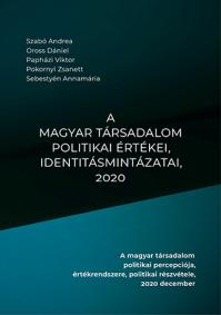 Új kötet: A magyar társadalom politikai értékei, identitásmintázatai